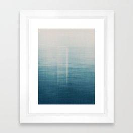MMXVI / I Framed Art Print