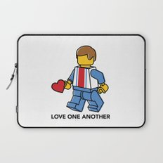 Love One Another Laptop Sleeve