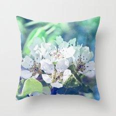 SPRINGTIME PROMISE Throw Pillow