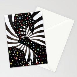 Mystical night Stationery Cards