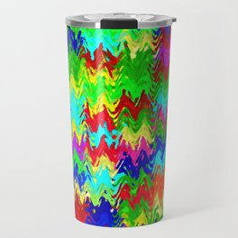 Disturbed illusion Travel Mug
