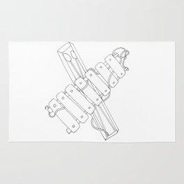 Xylophone Rug
