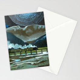 Night Passage - WW480 Steam Stationery Cards