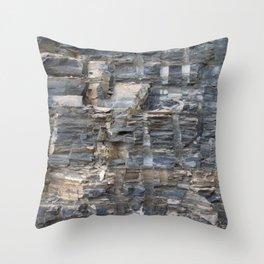 The Walcott Quarry Throw Pillow