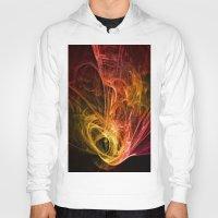 fractal Hoodies featuring Fractal by jbjart