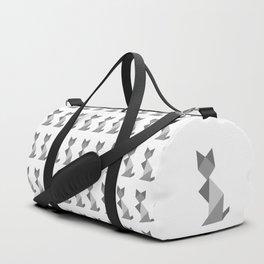 Big Mama Gray Duffle Bag