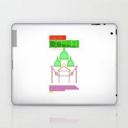 SACRÉ-CŒUR Laptop & iPad Skin