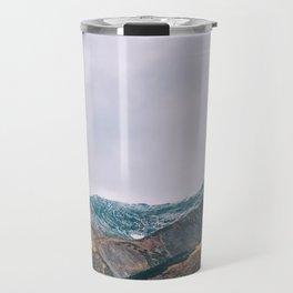 Alaskan Mountain Vista III Travel Mug