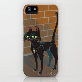 Cat City iPhone Case