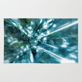 """""""Light Magnified 4"""" Rug"""