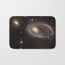 Ring Galaxy AM 0644-741 Bath Mat