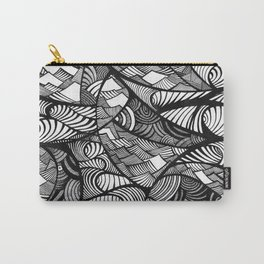 Waffledrop Carry-All Pouch