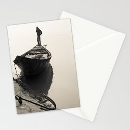 Bengali River Boat Stationery Cards