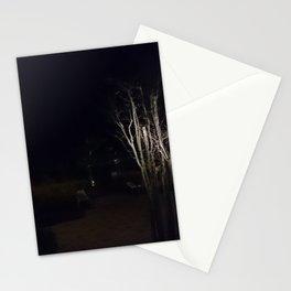 Night View of Mizuki Road 2 Stationery Cards
