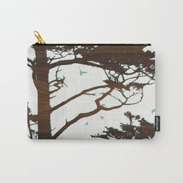 ponderosa pine Carry-All Pouch