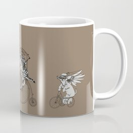 Steam Punk Pets Coffee Mug