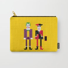 Joker and Harley Quinn Carry-All Pouch