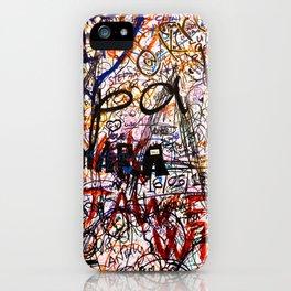 Romeo&Giulietta house iPhone Case