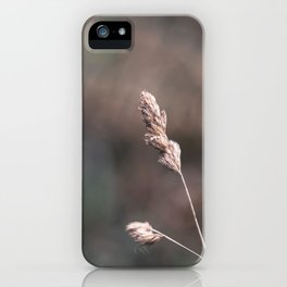 Blade of Grass iPhone Case