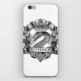 Slytherin Crest iPhone Skin