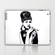 Audrey Hepburn. Rebel: Chola. Laptop & iPad Skin