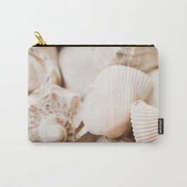 Sea snails and molluscs empty shells Carry-All Pouch