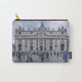 Saint Peters Square, Vatican City, Italy Carry-All Pouch