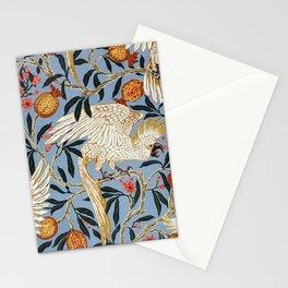 Cockatoo and Pomegranates - Walter Crane Stationery Cards