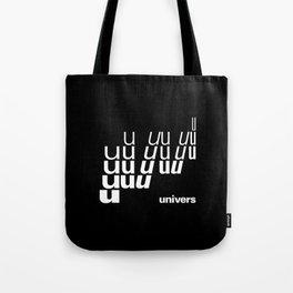 UNIVERS Tote Bag