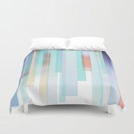 Rain Showers Duvet Cover