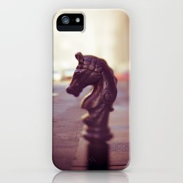 Nola Street Elegance iPhone Case