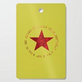 Red Star Design Cutting Board