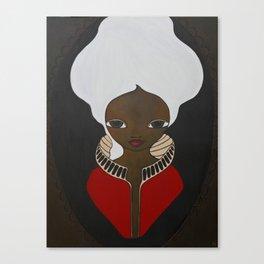 Ada Canvas Print
