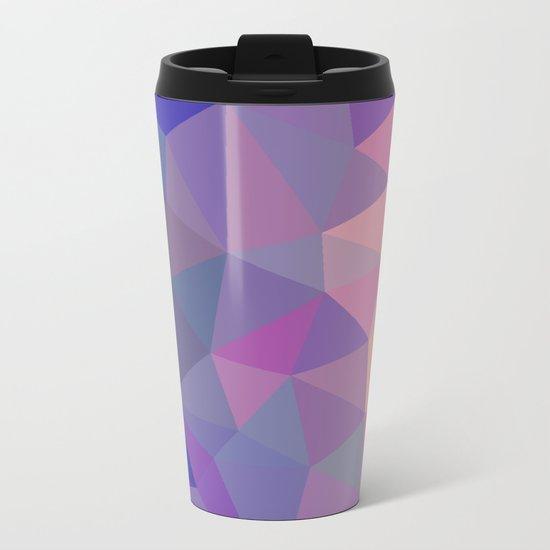 Colorful Metal Travel Mug
