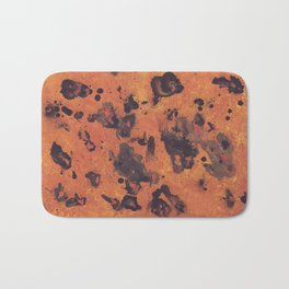 Abstraction pattern Bath Mat