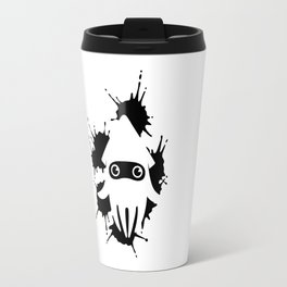 Blooper Ink Stain Travel Mug