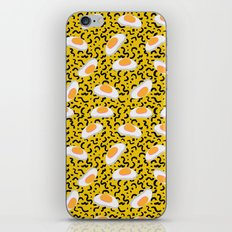 Candy Obsession - Gummy Fried Eggs iPhone & iPod Skin