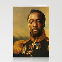 replaceface Stationery Cards featuring will.i.am - replaceface by replaceface