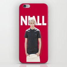 One Direction - Niall Horan iPhone & iPod Skin