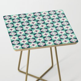 Chek Side Table