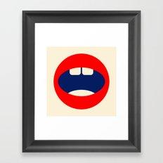 Boca Framed Art Print