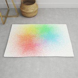 Rainbow Disperse Rug