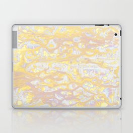 Baesic Wet Paint Gold Laptop & iPad Skin