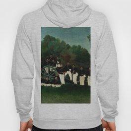 "Henri Rousseau ""The Artillerymen"", 1893 Hoody"