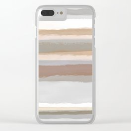 Strips 5 Clear iPhone Case