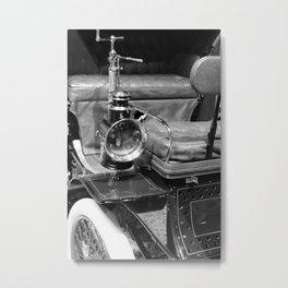 Headlight Metal Print