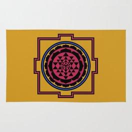 Yantra Mantra Rug