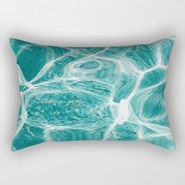 Deep with Bright Rectangular Pillow