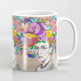 Notorious RBG Coffee Mug