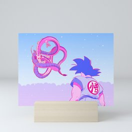 Divine Dragon Mini Art Print